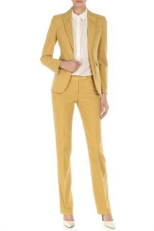 Костюм: брюки, пиджак Costume National. Цвет: 170 желтый