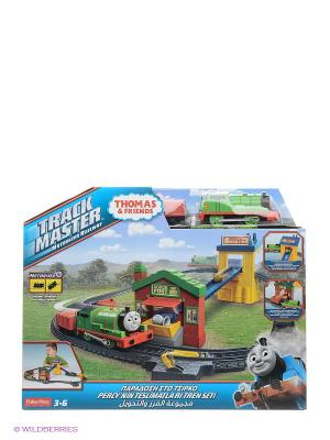 Игровой набор Доставка почты Серия Трекмастер THOMAS & FRIENDS. Цвет: зеленый, красный