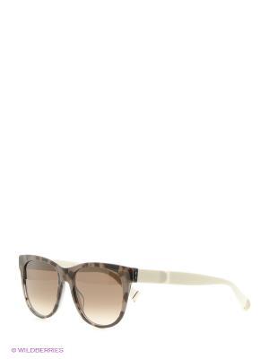 Солнцезащитные очки MAXMARA. Цвет: серый, серый меланж