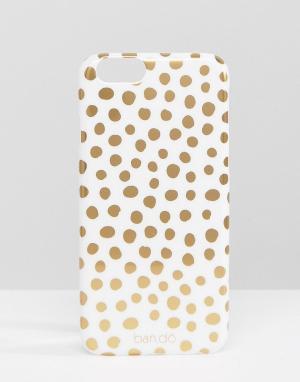 BAN DO Чехол для Iphone 6 Ban.Do Party Dots. Цвет: мульти