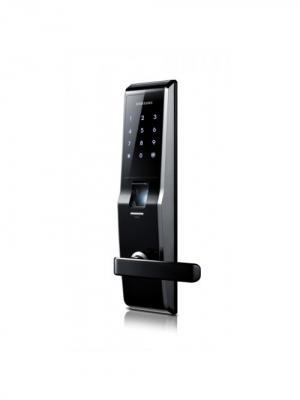 Замок дверной электронный Samsung. Цвет: черный