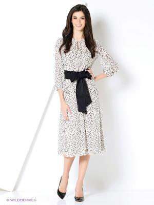 Платье с поясом + ниж сорочка IMAGO