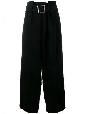 Широкие брюки Rejina Pyo. Цвет: чёрный