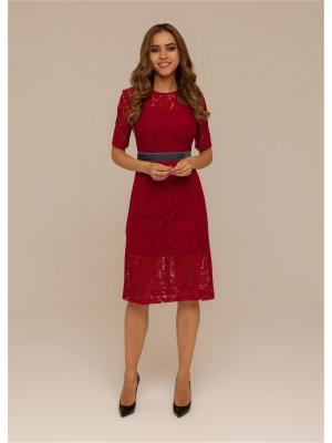 Платье из кружева Self Made