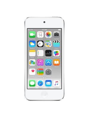 Mp3-проигрыватель Apple iPod touch 32GB - White & Silver (6th GEN). Цвет: белый, серебристый