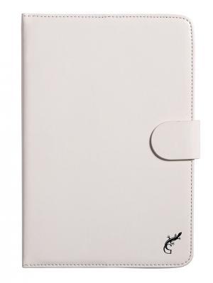 Универсальный чехол G-Case Business для 8 дюймов. Цвет: белый
