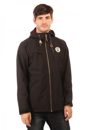 Куртка  Snack Black Picture Organic. Цвет: черный