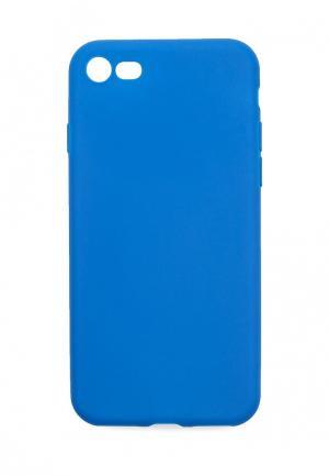 Чехол для iPhone diva. Цвет: голубой
