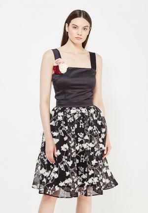 Комплект платье и юбка To be Bride. Цвет: черный