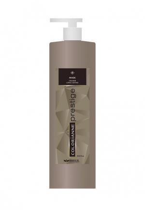 Маска для окрашенных волос Brelil Professional. Цвет: хаки