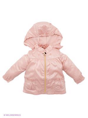 Куртка Senbodulun. Цвет: бледно-розовый