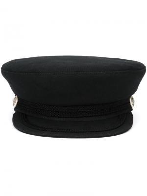Шляпа шофера Valas. Цвет: чёрный