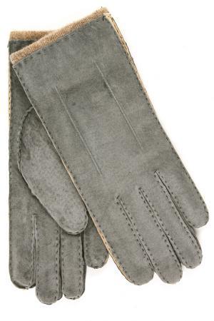 Перчатки Dali Exclusive. Цвет: серый, бежевый