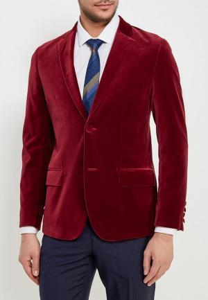 Пиджак Marcello Gotti. Цвет: бордовый