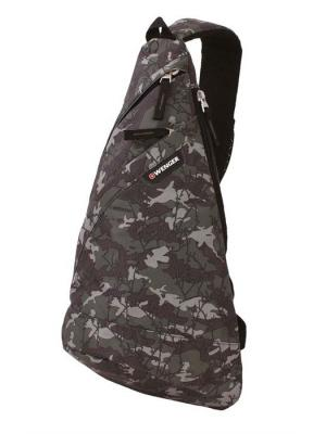 Рюкзак с одним плечевым ремнем WENGER. Цвет: хаки