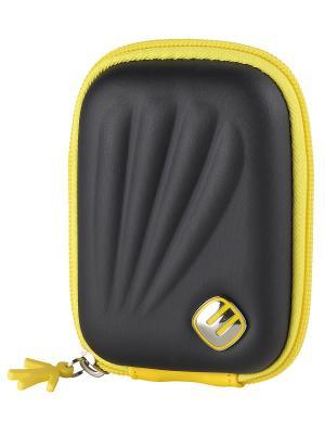 Era Pro EVA Чехол для фотоаппарата EP-010963  10х6,8х2,8 см. Цвет: желтый, салатовый, фиолетовый, оранжевый