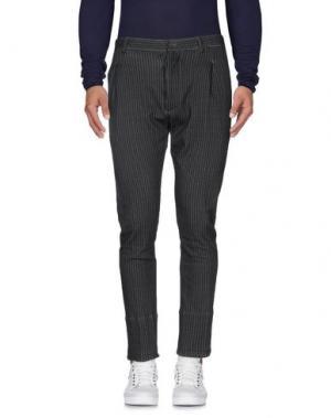 Повседневные брюки •MILANO PARIGI•. Цвет: темно-зеленый