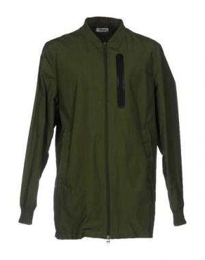 Куртка ONTOUR. Цвет: темно-зеленый