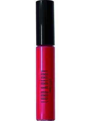 Жидкая матовая помада Timeless Kissproof, оттенок 6425 Bold Red Lord&Berry. Цвет: красный