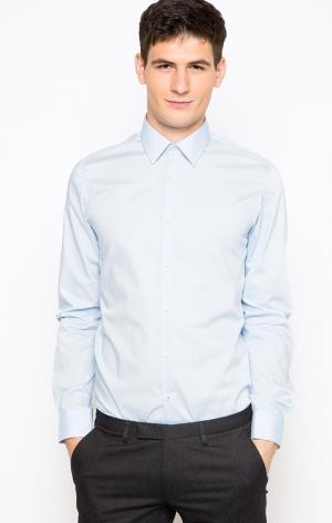 Рубашка Cinque. Цвет: голубой