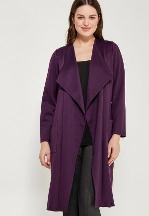 Кардиган Darissa Fashion. Цвет: фиолетовый