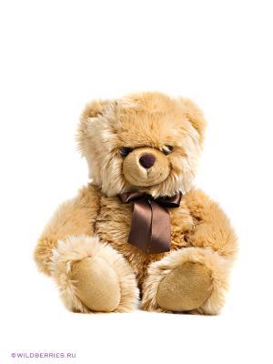 Мягкая игрушка Медведь Aurora. Цвет: светло-коричневый (осн.)