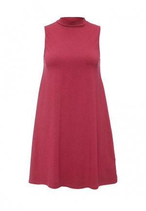 Платье Jennyfer. Цвет: бордовый
