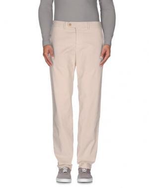 Повседневные брюки HARTFORD. Цвет: телесный