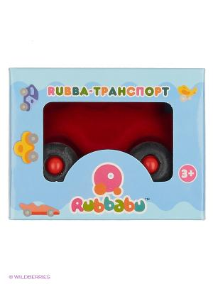 Автобус школьный Rubbabu. Цвет: красный