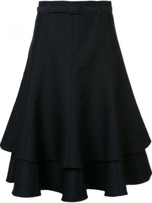 Широкая юбка Co. Цвет: чёрный