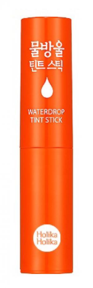 Тинт для губ Holika 03 Waterdrop Orange. Цвет: 03 waterdrop orange