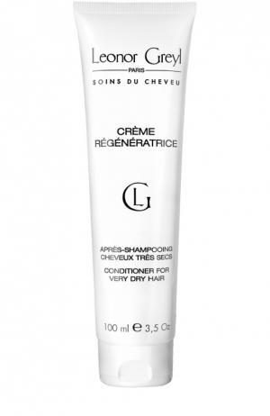 Восстанавливающий крем-кондиционер Crème Regeneratrice Leonor Greyl. Цвет: бесцветный