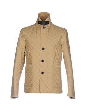 Куртка GEOSPIRIT. Цвет: песочный