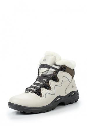 Ботинки S-tep. Цвет: белый