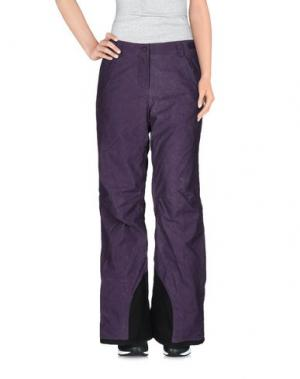 Лыжные брюки VÖLKL. Цвет: фиолетовый