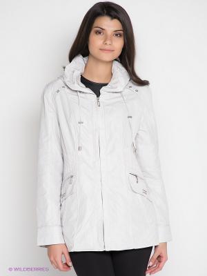 Куртка City Classic. Цвет: светло-серый