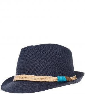 Шляпа TOM TAILOR. Цвет: синий