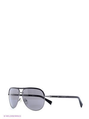 Очки солнцезащитные BLD 1513 104 Baldinini. Цвет: черный, серый