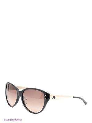 Солнцезащитные очки MM 563S 06 Missoni. Цвет: черный