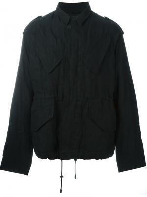 Куртка Umiro Haider Ackermann. Цвет: чёрный