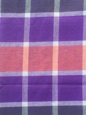 Полотенце лен/хлопок, набор 2 шт. 50*70см Letto. Цвет: фиолетовый, розовый, синий