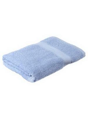Полотенце махровое KONONO. Цвет: голубой