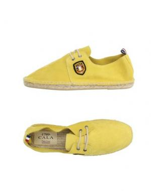 Эспадрильи 1789 CALA. Цвет: желтый