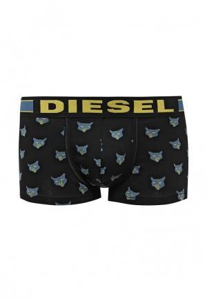 Трусы Diesel. Цвет: черный
