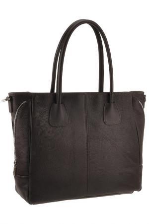 Сумка FLORENCE BAGS. Цвет: darkbrown