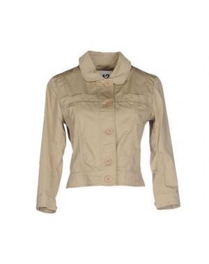 Куртка 313 TRE UNO. Цвет: хаки