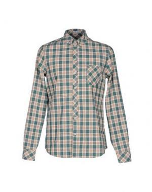 Pубашка QUATRE SAISONS. Цвет: зеленый