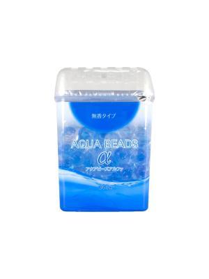 Nagara Aqua Beads Поглотитель запаха гелевый 360 гр. Цвет: синий