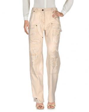 Повседневные брюки ALYX. Цвет: бежевый