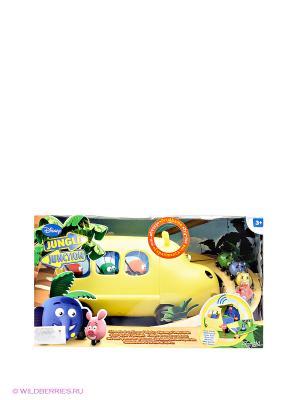 Игровой набор Famosa. Цвет: желтый